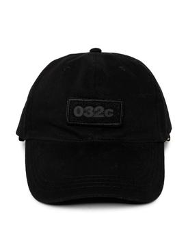 Chain Logo Cap, Black