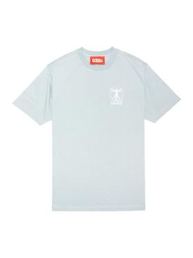 Vitruv Crewneck T-Shirt, Neon Mint