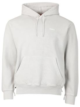 The Vitruv hoodie grey