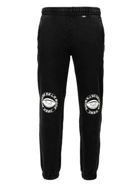 Hypnos Acid Washed Sweatpants black
