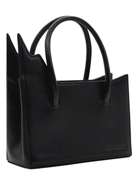 KISS KISS HANDBAG, BLACK