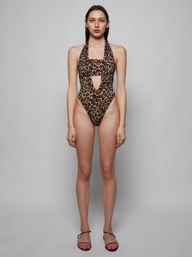 Leopard print Lillian Top