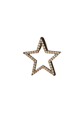 Star Diamond Charm Pendant