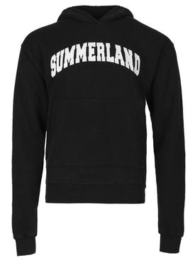 Summerland Arch Hoodie Black