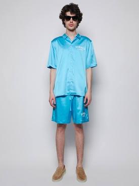Silk Summerland Uniform Short Blue