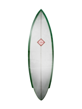 Handmade Casablanca Retro Single Fin Surfboard