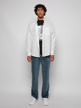 CLASSIC STRIPED LOGO T-SHIRT WHITE