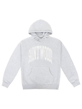 classics hoodie ash grey