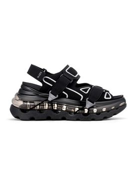 Black Skywalk'Air Sandals
