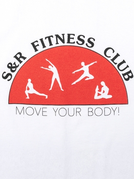 S&R Fitness Club T-shirt