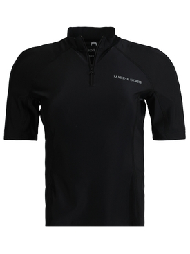 Optic moon sea-skin training top, black