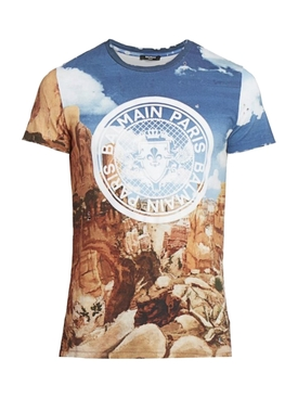 Grand Canyon Print T-shirt