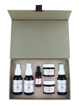 Oily/Active/ Gentleman's Treatment Kit