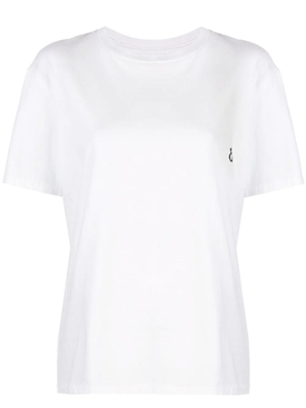 Over-sized Pixelated Logo T-shirt