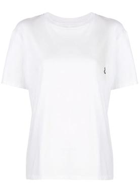 Over-sized Pixelated Logo T-shirt