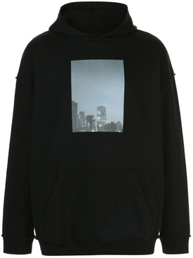 City Palm Photographic Hoodie