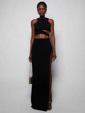 Asymmetric top, black