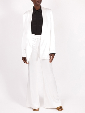 JULIANNE TROUSER, WHITE
