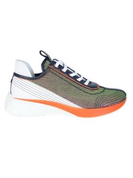 Multicolored Stripe Vision Sneaker
