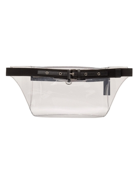 Clear Logo Belt Bag