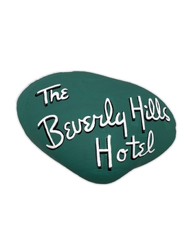 The Beverly Hills Hotel Seashell