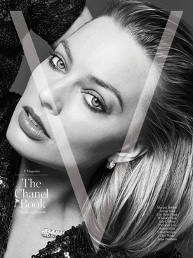 The Chanel Book Margot Robbie
