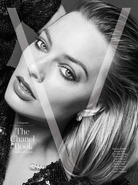 The Chanel Book Margot Robbie