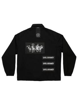 4 Horsemen Coaches Jacket Black