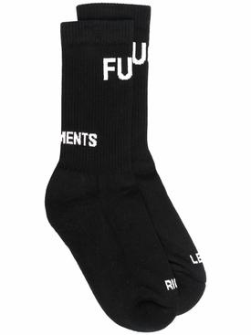 F*ck Socks Black
