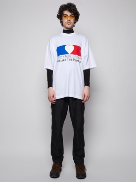 WE ARE THE PEOPLE T-SHIRT WHITE