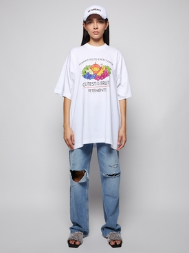 Cutest of The Fruits T-shirt White