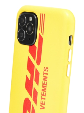 DHL iPhone case BLACK IPHONE 11 PRO