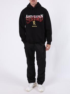 Antwerpen Screwed hoodie BLACK
