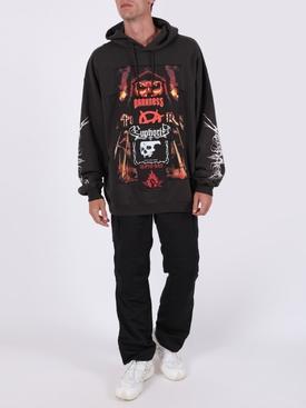 Metal Patch hoodie