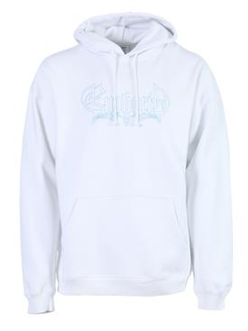 Euphoria hoodie WHITE