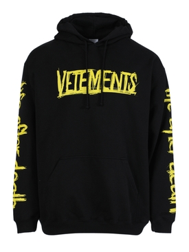 BLACK AND YELLOW WORLD TOUR HOODIE