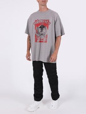 X The World Motorhead t-shirt GREY