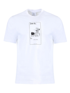 LOVE IS A KNOCKOUT T-SHIRT