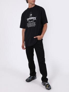 World Tour T-shirt Black
