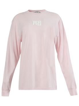 Wang Puff Print Long Sleeve T-Shirt