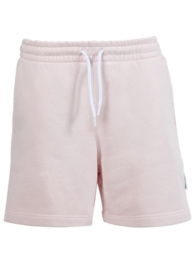 Garment Washed Terry Shorts PINK