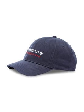HAUTE COUTURE CAP, NAVY