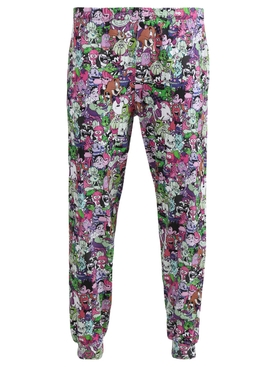 CARTOON MANIA SWEATPANTS, HOT