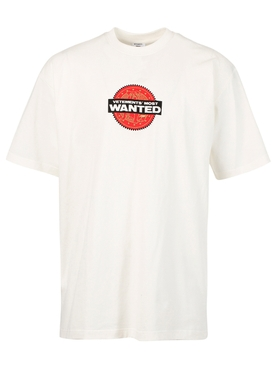 Most Wanted T-shirt, White