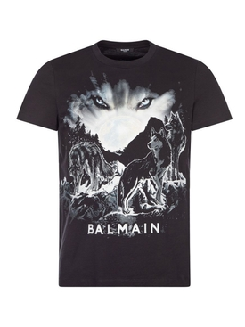 Wolves logo t-shirt