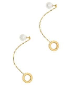 Pearl Sonic EarPod Earrings