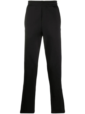 VLTN Back Pocket Logo Pants BLACK/PINK