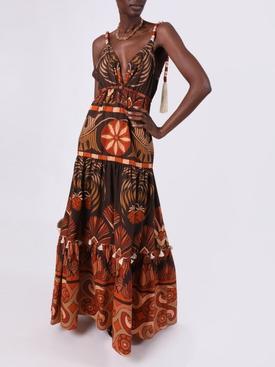Neptunian Maxi Dress
