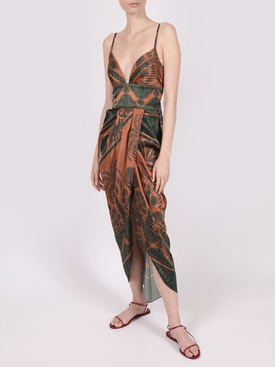 EXOTIC PROVENANCE MAXI DRESS