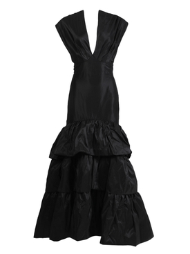 BLACK CORAZON CORAZA MAXI DRESS